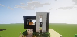 Little Modern House by LAYRISS Minecraft Project