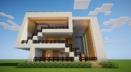 Modern House by Layriss Minecraft Project