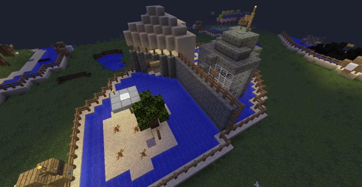 Island 3 - SunStone Island