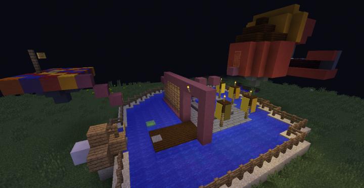 Island 5 - Magicool Island