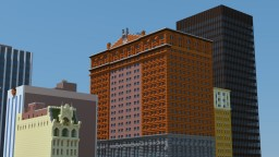 1904 Skyscraper: The Bakerstown Project Minecraft Project