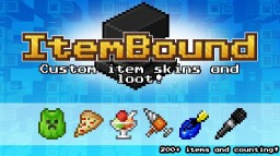ItemBound v1.6 400+ FURNITURE ITEMS + SUMMER GEAR (Item Customization using OptiFine!) Minecraft