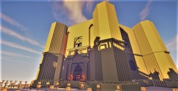 Castle of the mountain - Castel del monte UNESCO world heritage Minecraft Map & Project