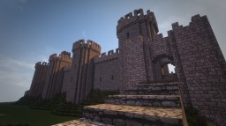 The Conwy Castle Minecraft Project