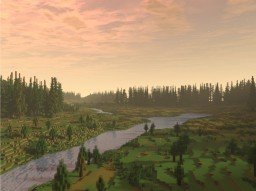 Legends of Esper -- The Riverlands Minecraft Map & Project