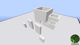 Minimalist Art Museum - Quotient Minecraft Map & Project