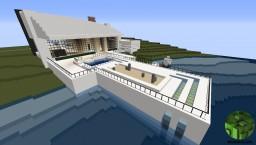 Minimalist Mansion - Ophere Minecraft Map & Project