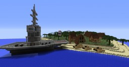 Invasion of Hawaii Minecraft Map & Project