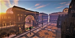 Heliopolis City mega project (V01 MAP)1.8.9 Minecraft Map & Project