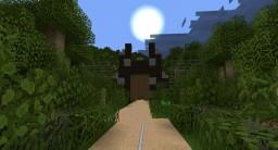 Jurassic Park Minecraft