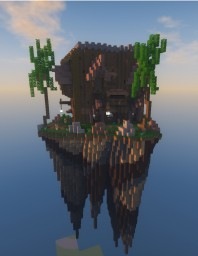 Island Lobby Minecraft Map & Project