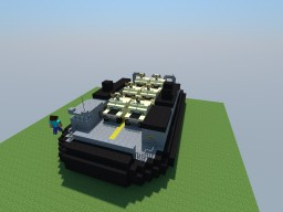 U.S. Navy LCAC Minecraft Project