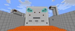 Mecha Ghast Boss Fight Minecraft Project