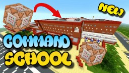 MINECRAFT COMMAND SCHOOL EP: 1 - Teleport Tutorial 2018 Minecraft Project