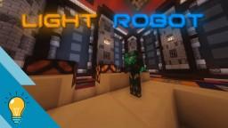 Light Robot Minecraft Map & Project
