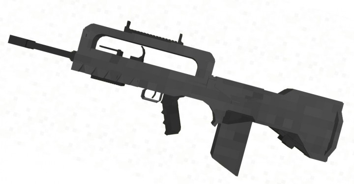 Popular Texture Pack : | MooGooD's Arsenal - Famas F1 |