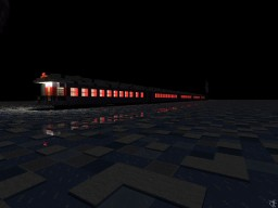 Polar Express Train Recreation Minecraft Map & Project