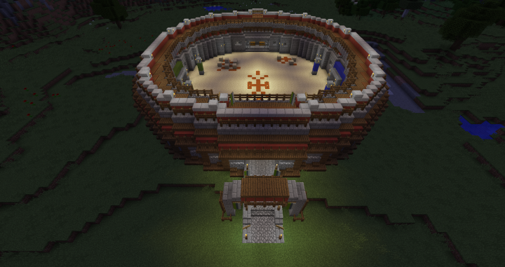 New PVP Arena