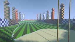 Hogwarts Castle (From HP 1 Game, console version) Minecraft Project