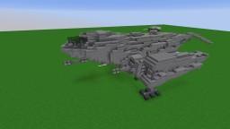 Redeemer Gunship Minecraft Project