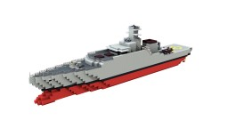 River-class Offshore Patrol Vessel || Batch 2 || 1:1 Scale Minecraft Project