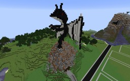Dragon of Smelted Sand v5 Minecraft