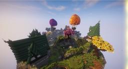 HexteriaMC Skywars Lobby Minecraft Map & Project