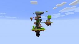 FEZ Village Minecraft Map & Project