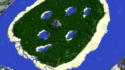 Volcano Survival World Minecraft Map & Project