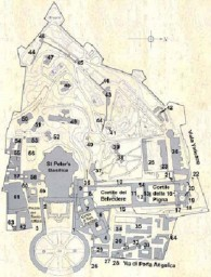 Vatican City Minecraft Map & Project