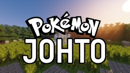 Pokémon Johto Map! Minecraft Project