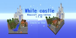 White castle Minecraft