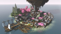 Spring Minecraft Map & Project