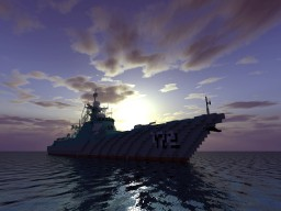 Type 052D destroyer - Kunming class Minecraft Project