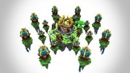 Skywars Map by PixelArts Minecraft Project