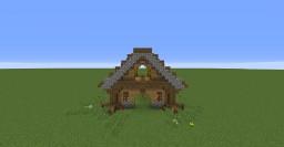 Mini Farm: Mini Build Series #3 Minecraft Project