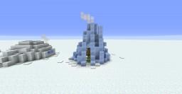 Mini Igloos: Mini Build Series #5 Minecraft Project