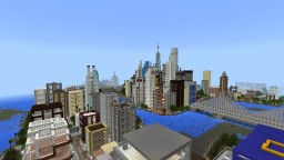 The City of Mine York (MYC) (Bedrock Edition) Minecraft