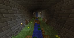Underground Ancient Water Temple Minecraft Project