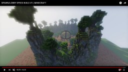 SPAWN/LOBBY SPEED BUILD #1   MINECRAFT Minecraft Project