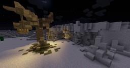 Desert Base Minecraft Map & Project