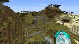 this is my redstone world do at the start /kill @p command Minecraft Project
