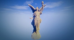 Un ange pour toi mamie.. (an angel for you granny) Minecraft Map & Project