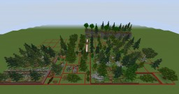 PinguPals Tree Grid download your own schematics of the trees because im to lazy to make them myself Minecraft Project