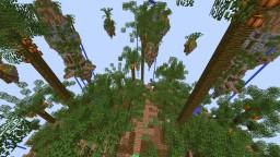 Minecraft BedWars/EggWars arena. Minecraft Project