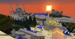Archaeopolis, the city of the ancients Minecraft Map & Project