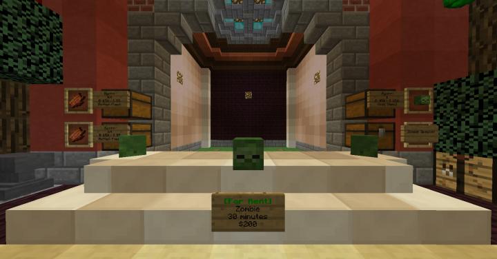 Spawner Rooms