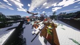 WW2 THEMED TUNDRA BATTLE Minecraft Project