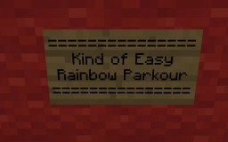 Best rainbow minecraft maps projects with downloadable schematic kind of easy rainbow parkour minecraft project publicscrutiny