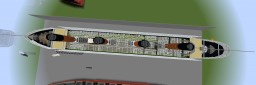 2:1 Scale RMS Titanic update 2 ( download coming once completed) Minecraft